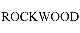 mark for ROCKWOOD, trademark #85844611