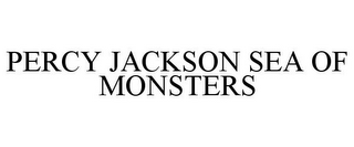 mark for PERCY JACKSON SEA OF MONSTERS, trademark #85844649