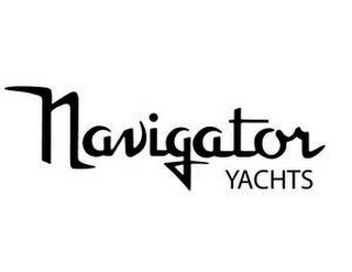 mark for NAVIGATOR YACHTS, trademark #85844994