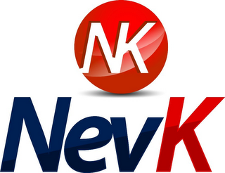mark for NK NEVK, trademark #85845324