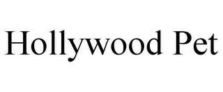 mark for HOLLYWOOD PET, trademark #85845362