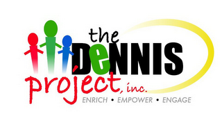 mark for THE DENNIS PROJECT, INC. ENRICH · EMPOWER · ENGAGE, trademark #85845709