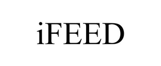 mark for IFEED, trademark #85845712