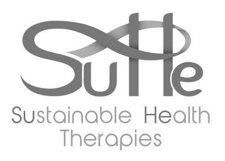 mark for SUHE SUSTAINABLE HEALTH THERAPIES, trademark #85845732