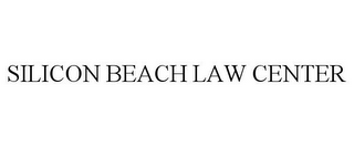 mark for SILICON BEACH LAW CENTER, trademark #85845765