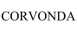 mark for CORVONDA, trademark #85845869