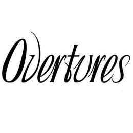 mark for OVERTURES, trademark #85845985