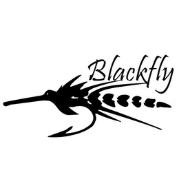 mark for BLACKFLY, trademark #85846121