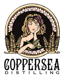 mark for COPPERSEA DISTILLING, trademark #85846663