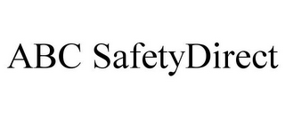 mark for ABC SAFETYDIRECT, trademark #85846718