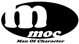 mark for M MOC MAN OF CHARACTER, trademark #85847008