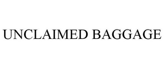mark for UNCLAIMED BAGGAGE, trademark #85847268