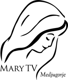 mark for MARY TV MEDJUGORJE, trademark #85847451