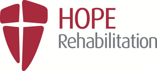mark for HOPE REHABILITATION, trademark #85847505
