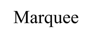 mark for MARQUEE, trademark #85847646