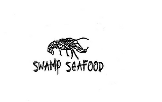 mark for SWAMP SEAFOOD, trademark #85847837