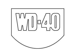 mark for WD-40, trademark #85848145