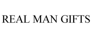 mark for REAL MAN GIFTS, trademark #85848175