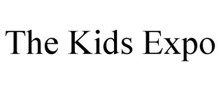 mark for THE KIDS EXPO, trademark #85848251