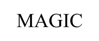 mark for MAGIC, trademark #85848350
