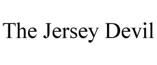 mark for THE JERSEY DEVIL, trademark #85848676