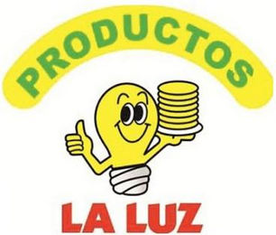 mark for PRODUCTOS LA LUZ, trademark #85848875