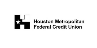 mark for H HOUSTON METROPOLITAN FEDERAL CREDIT UNION, trademark #85849148