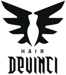mark for HAIR DEVINCI, trademark #85849154