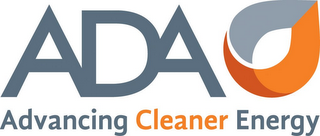 mark for ADA ADVANCING CLEANER ENERGY, trademark #85849202