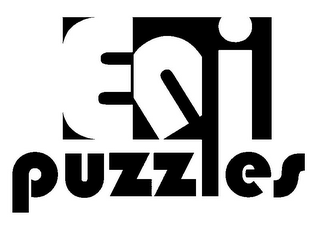 mark for ENI PUZZLES, trademark #85849331