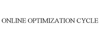 mark for ONLINE OPTIMIZATION CYCLE, trademark #85849491