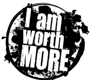 mark for I AM WORTH MORE, trademark #85849533