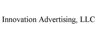 mark for INNOVATION ADVERTISING, LLC, trademark #85849585
