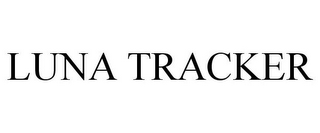 mark for LUNA TRACKER, trademark #85849705