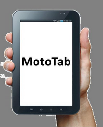 mark for MOTOTAB, trademark #85849778
