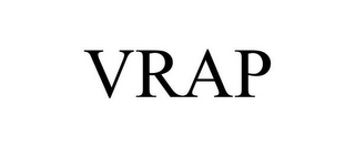 mark for VRAP, trademark #85849846