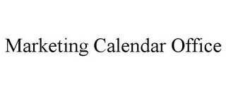 mark for MARKETING CALENDAR OFFICE, trademark #85849884