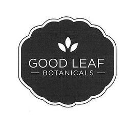 mark for GOOD LEAF BOTANICALS, trademark #85850060