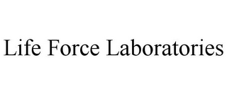 mark for LIFE FORCE LABORATORIES, trademark #85850224