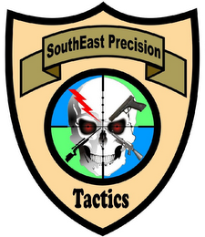 mark for SOUTHEAST PRECISION TACTICS, trademark #85850270