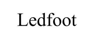 mark for LEDFOOT, trademark #85850570