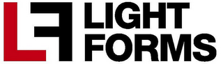 mark for L F LIGHT FORMS, trademark #85850627