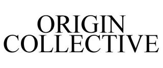 mark for ORIGIN COLLECTIVE, trademark #85850664