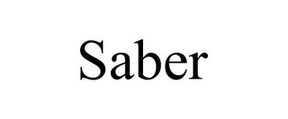 mark for SABER, trademark #85850700
