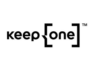 mark for KEEP ONE, trademark #85850806