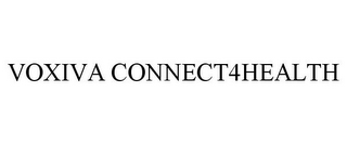 mark for VOXIVA CONNECT4HEALTH, trademark #85850929