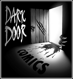 mark for DARK DOOR COMICS, trademark #85850935
