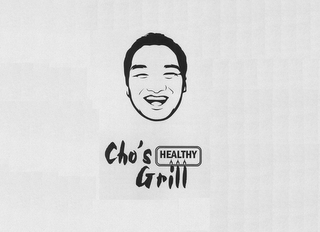 mark for CHO'S HEALTHY GRILL, trademark #85851284