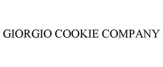 mark for GIORGIO COOKIE COMPANY, trademark #85851358