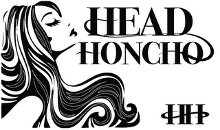 mark for HEAD HONCHO HH, trademark #85851470